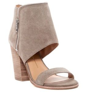 Dolce Vita Shoes - Dolce Vita Pazya Suede Heels